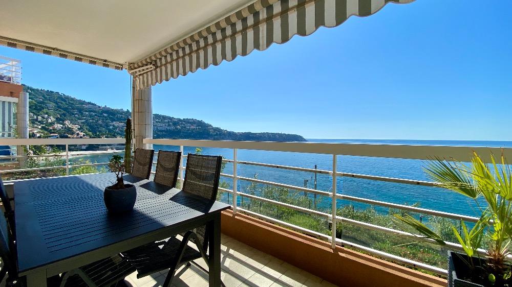 Bel appartement en Front de Mer