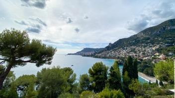 2 pièces vue Panoramique Mer et Monaco 2