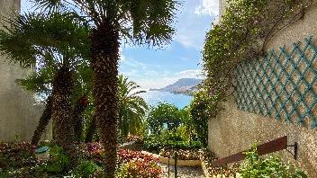 2 pièces vue Panoramique Mer et Monaco 15