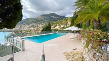 2 pièces vue Panoramique Mer et Monaco 16