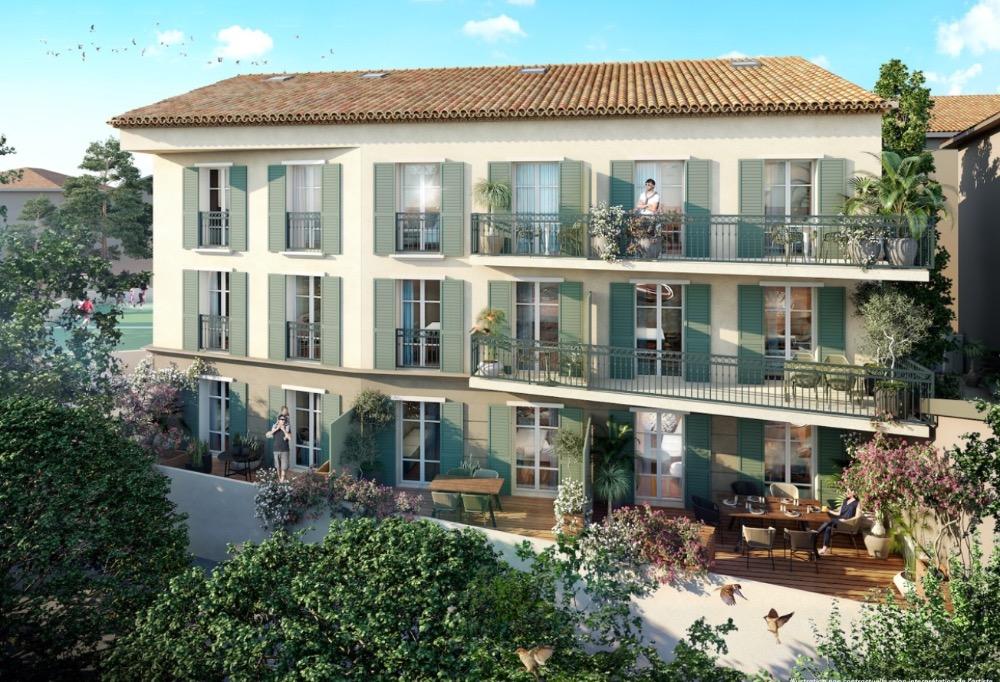 DEMEURE D'OSCAR - Saint-Tropez (83)