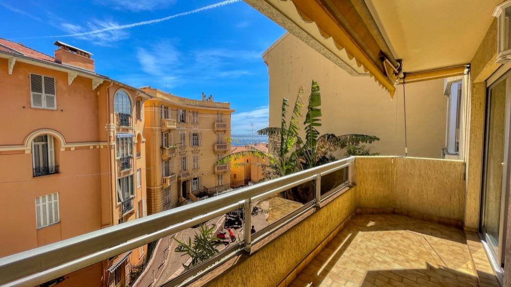3 pièces Gare de Monaco