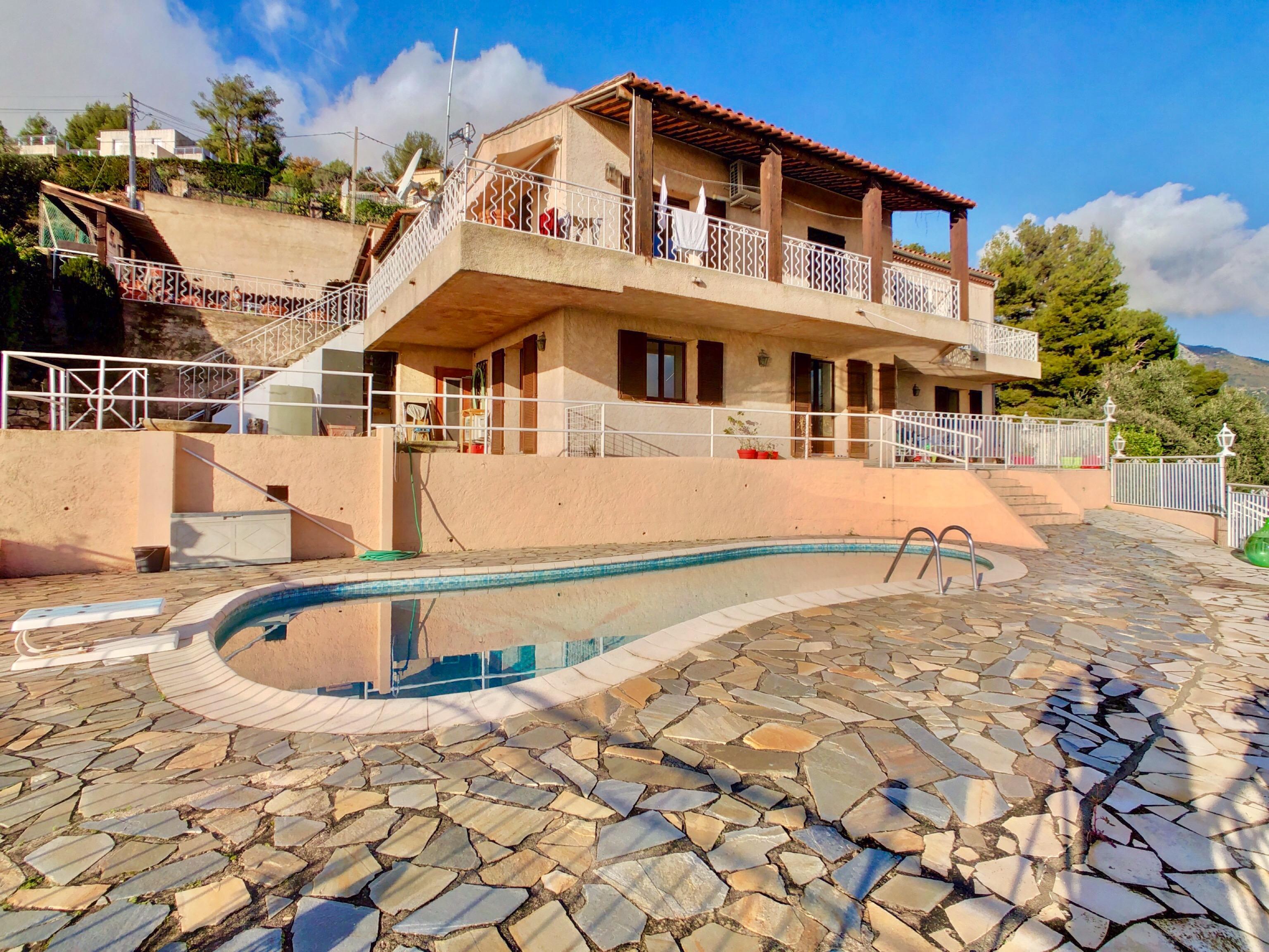 Maison Roquebrune Cap Martin 1